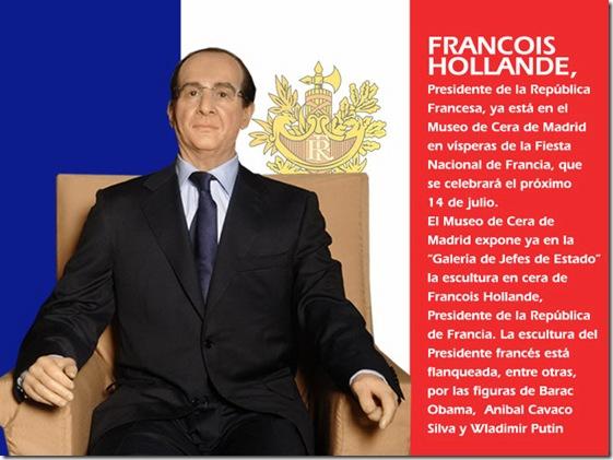 Francois Holande