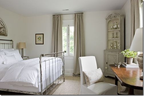 loi thai white and light gray bedroom