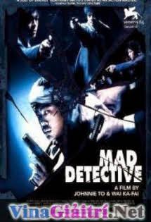 Thám Tử Khùng - Mad Detective Tập 1080p Full HD