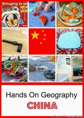 Hands On Geography Unit Study for China