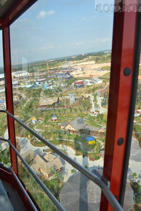legoland malaysia tower 2