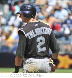 'Troy Tulowitzki' photo (c) 2009, SD Dirk - license: http://creativecommons.org/licenses/by/2.0/