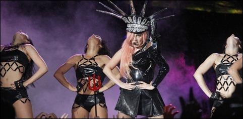 Lady Gaga Tour Rio