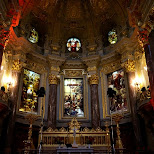 inside the Berliner Dom in Berlin, Berlin, Germany