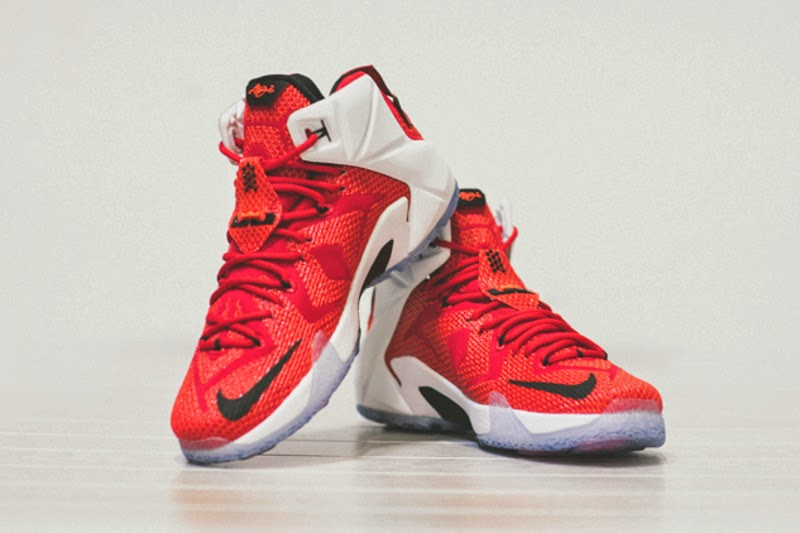 ... University Red Black-White-Hyper Crimson. Release Reminer Nike LeBron 12  8220Heart of a Lion8221 FirstGame Release Reminer Nike LeBron 12 8220Heart  of a ... 705be0fea