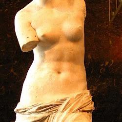 96 - Escuela de Atenas - Venus de Milo