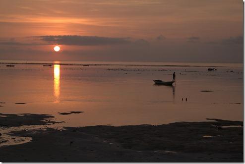 12 11 Bali (1130) Nusa Lembongan sunset