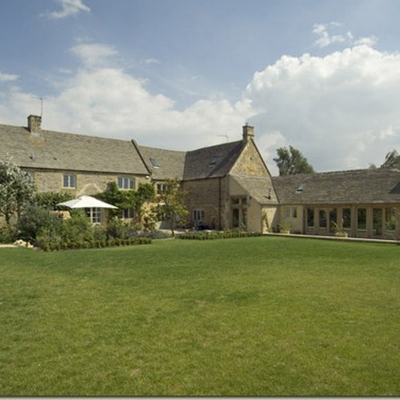 English Country Cotswold Home