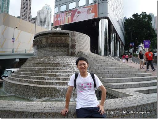 香港-山頂纜車