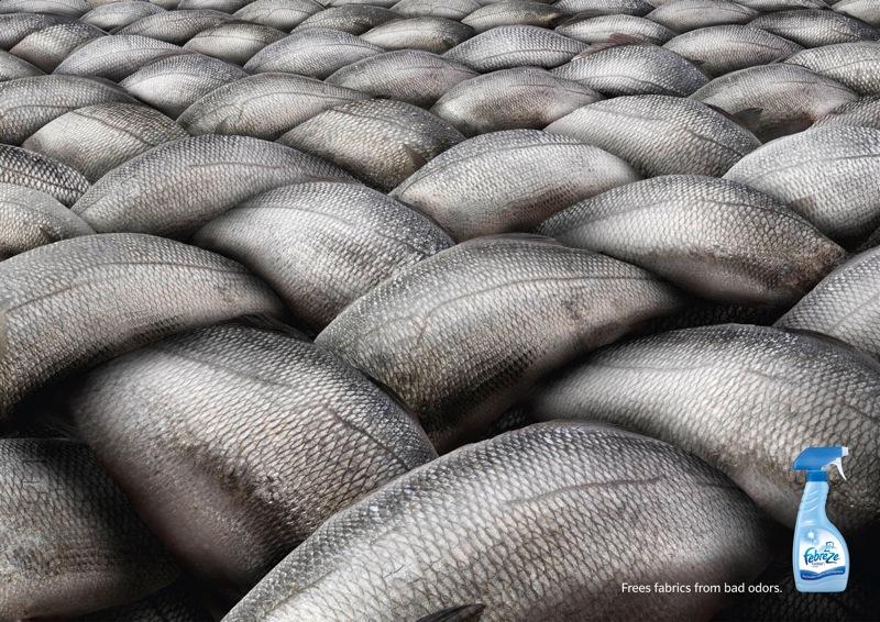 Febreze fish