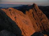Carstensz Pyramid summit ridge (Robert Cassady, 2010)