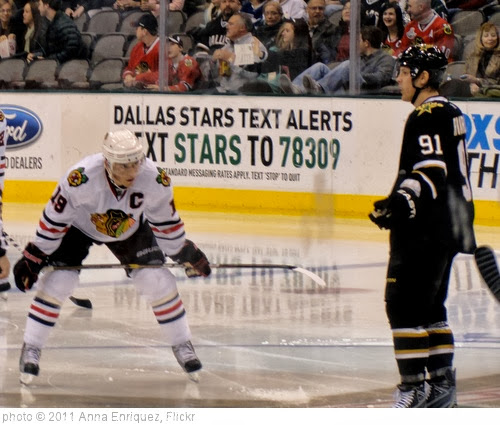 'Jonathan Toews and Brad Richards' photo (c) 2011, Anna Enriquez - license: http://creativecommons.org/licenses/by/2.0/