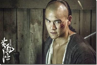 Eddie Peng in Rise of the Legend - 彭于晏 黃飛鴻之英雄有夢 13