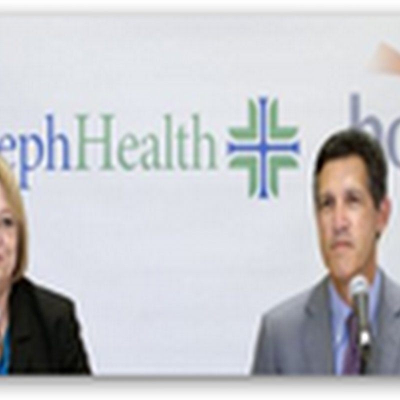 St. Josephs and Hoag Hospital In the OC Form New Healthcare Network Combining Hospitals