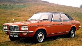 Vauxhall 1967 Ventora