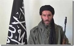 Mokhtar Belmokhtar. Jan.2013