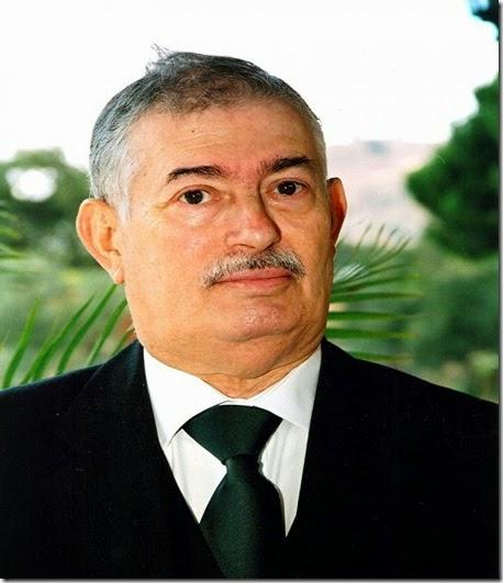 Comandante António Salgado Rosa da CF