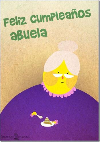 Feliz Cumpleanos Abuela (2)