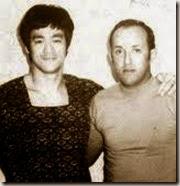 Bruce Lee con Thimo Pimentel 1971