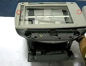 Fix HP 3300 3330 Scanner Bulb Warm Up Error (13)