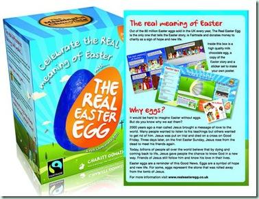 real egg