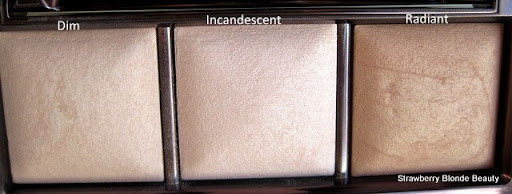 Hourglass Ambient Lighting Palette Natural Light