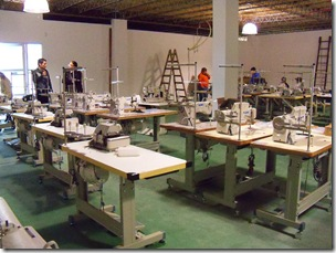 Referentes técnicos del Ministerio de Desarrollo Social de la Nación visitaron el Parque Industrial de La Costa