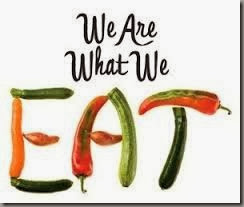 Eat what we are