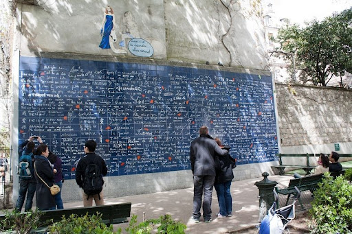Wall Pictures Of Paris
