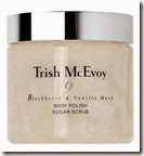Trish McEvoy Blackberry and Vanilla Musk Body Polish