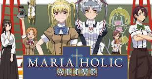 Hình Ảnh Maria Holic Alive