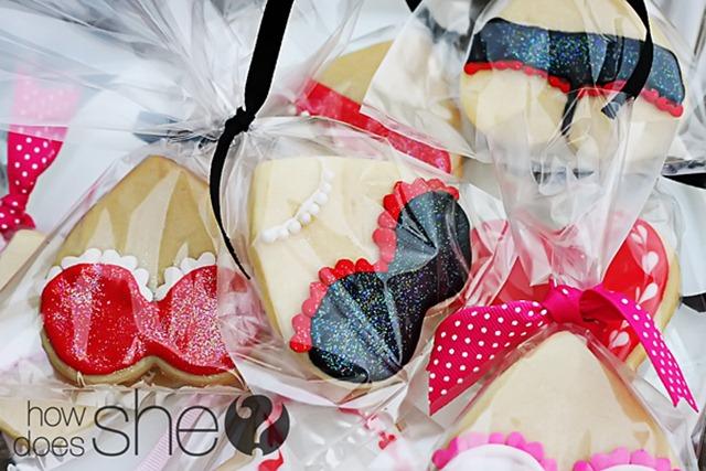 valentines day sugar cookies
