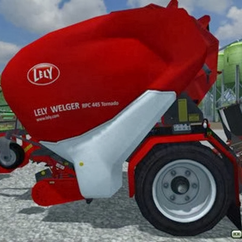 Farming simulator 2013 - Lely Welger Tornado v 2.1