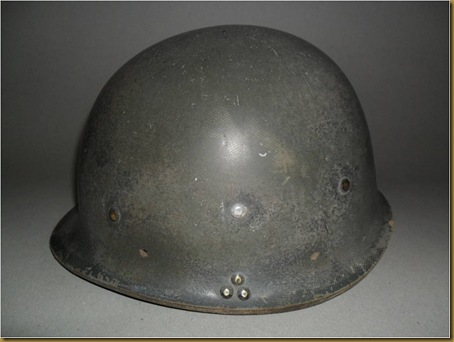 Helm bakelit