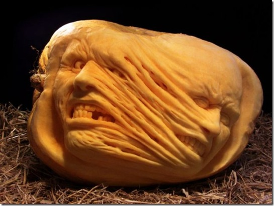awesome pumpkin carving 27