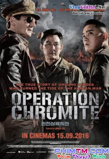 Trận Đánh Ở Incheon - Operation Chromite Tập 1080p Full HD