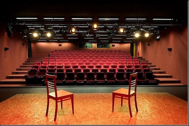 Teatro Eva Herz - Conjunto Nacional - Av. Paulista - Foto Divulgação