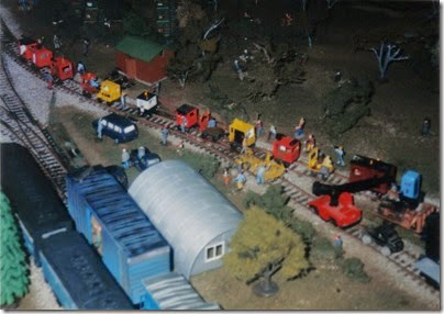17 Ferndale Model Railroad at GATS in Portland, Oregon in October 1998