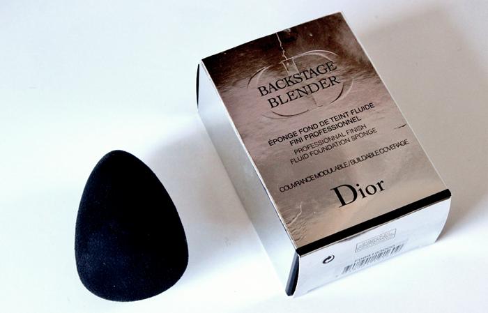 Dior backstage blender review