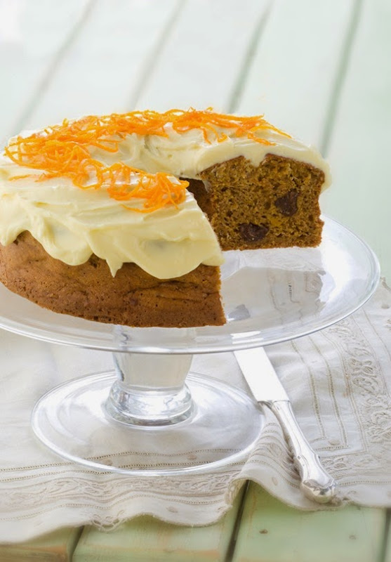 Pg 99 Pumpkin & Prune Cake LR