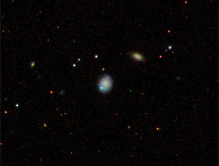 Markarian 177 e SDSS1133
