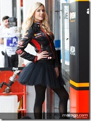 Paddock Girls Grande Prémio de Portugal Circuito Estoril  06 May 2012  Estoril Circuit  Portugal (20)
