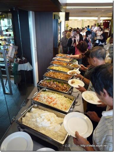 泰國曼谷-A ONE飯店自助餐