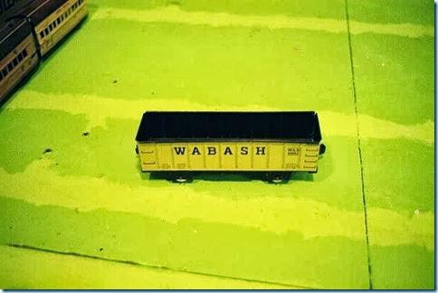 Marx 7-in Wabash Gondola