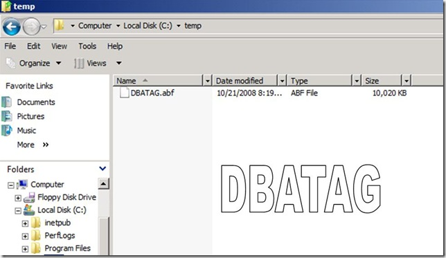 Backing Up an Analysis Services Database