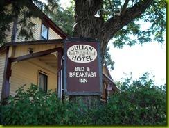 julian hotel blog