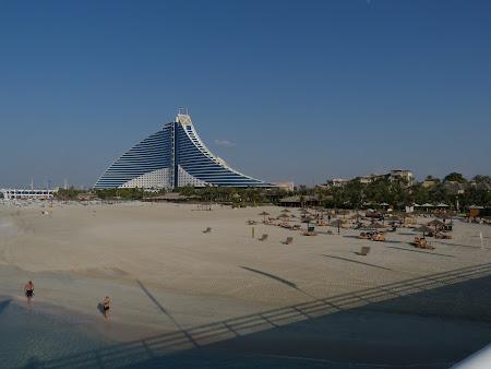 Plaja din Dubai