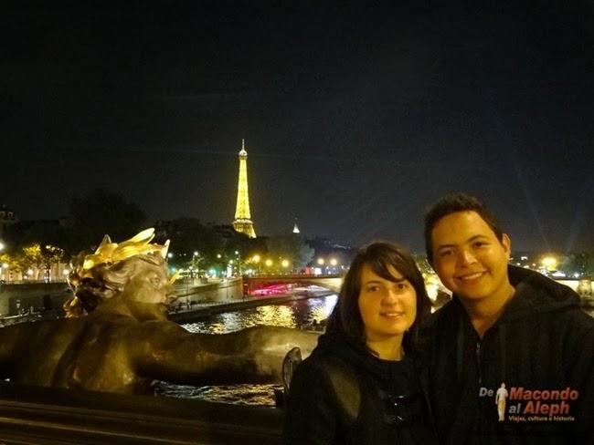 Visitar Torre Eiffel 2