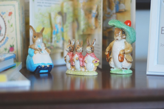 Peter Rabbit First Birthday Party