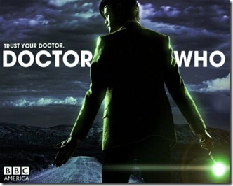 Doctor Who - Matt Smith Poster